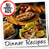 Dinner Recipes NoAds