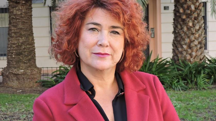 """Amparo Ramírez ha pedido al alcalde de Almería que """"cumpla"""" con los bomberos."""