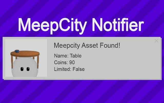 Meepcity Notifier