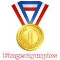 Fingerlympics icon