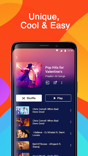 Screenshot for Free Music – Online Unlimited Music For Free in United States Play Store