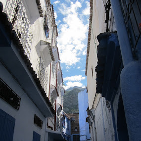 chefchaouen City by Morad Taame - City,  Street & Park  City Parks ( chefchaouen city )