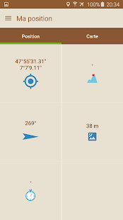 Tải Visorando GPS randonnée miễn phí