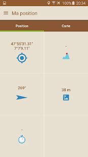 Visorando GPS randonnée 5