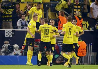Dortmund de boot in bij Mainz