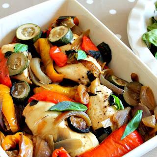 Mediterranean Vegetables Slow Cooker Recipes