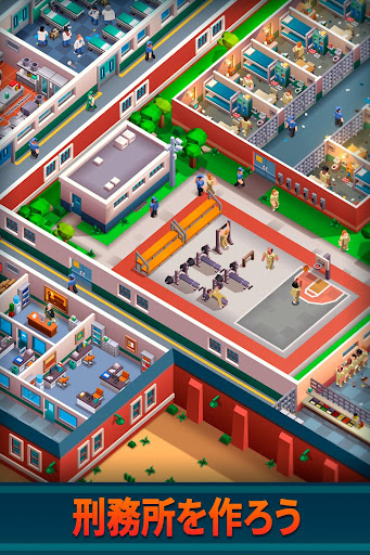 Prison Empire Tycoon - 放置ゲーム