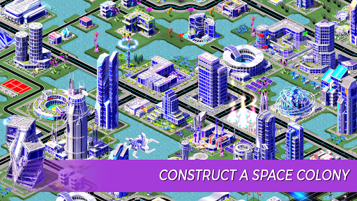 Designer City: Space Edition 1.19 screenshots 1