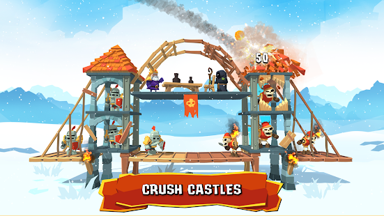 Crush the Castle: Siege Master 3