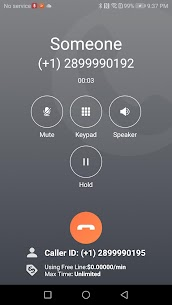 WePhone – Free Phone Calls & Cheap Calls App Download For Android 3