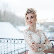Wedding photographer Irina Shadrina (Shadrina). Photo of 05.12.2018