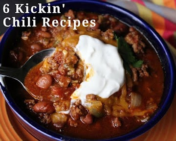 6 Kickin' Chili Recipes