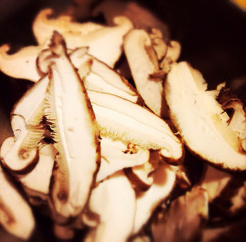 shitake mushroom, bamboo, mushroom, stir fry, stirfry, chinese, recipe, hangzhou, 冬筍炒冬菇, 冬筍炒冬菇, vegetarian, vegetable