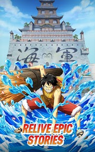 ONE PIECE TREASURE CRUISE Screenshot