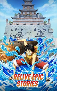 ONE PIECE TREASURE CRUISE Android Apk