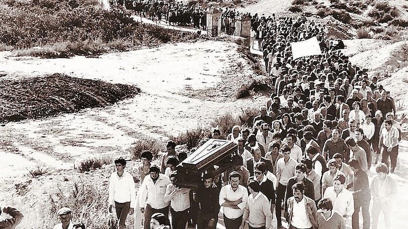 El Caso Almería, 40 años después. FOTO DE JOSÉ MULLOR