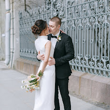 Wedding photographer Luiza Smirnova (luizasmirnova). Photo of 21.04.2018
