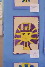 Photo: Egyptian Mask Grade 4