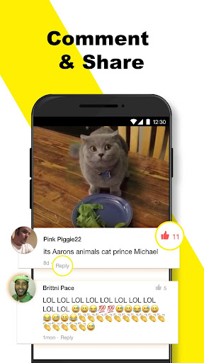 BuzzVideo - Viral Videos, Funny GIFs &TV shows  screenshots 4