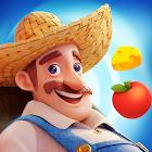 Town Harvest : Match 3