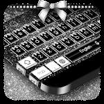 Black Bow Keyboard Icon