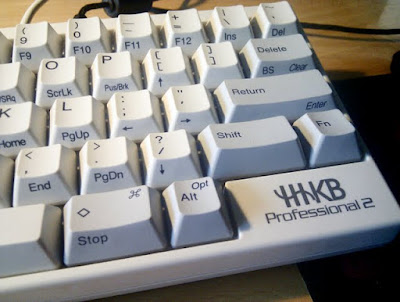 happy hacking keyboard