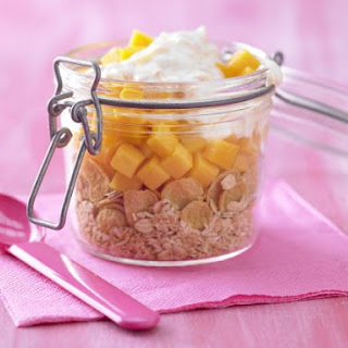 Coconut and Mango Muesli Recipe
