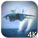 Jet Fighters Video Wallpaper icon