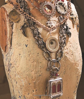 Upcycled Jewelry by Amy Hanna