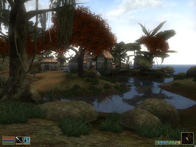The Elder Scrools III: Morrowind MGE+Screenshot+23