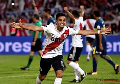 Copa Libertadores : River Plate privé de son coach pour la grande finale
