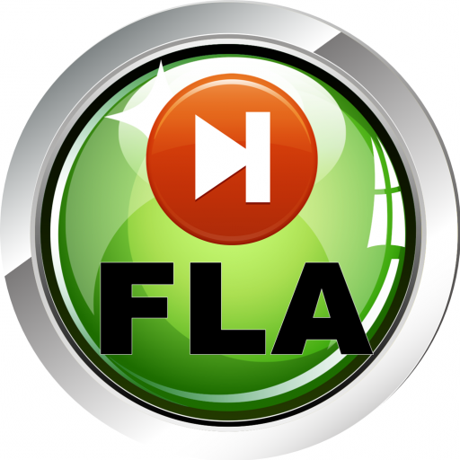 FLA Player -Flash File Manager