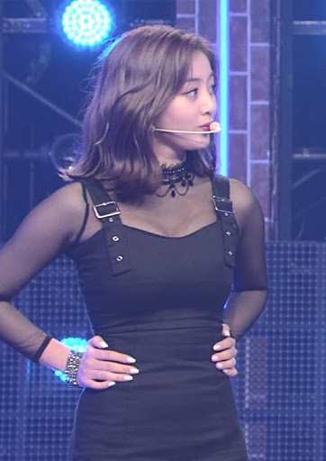 jihyo black 2