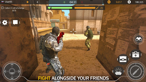 Code of War: Online Shooter Game apkpoly screenshots 6
