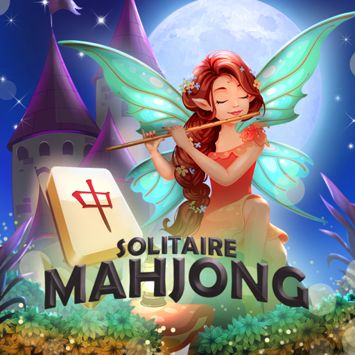 Mahjong Solitaire: Moonlight Magic Icon