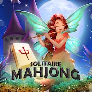Mahjong Solitaire: Moonlight Magic