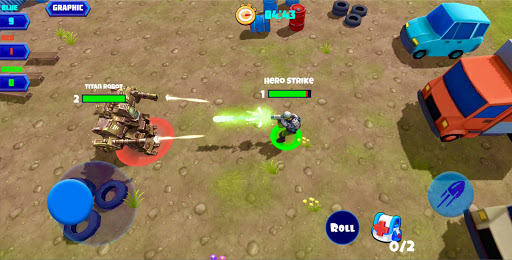 Heroes Strike PvP: MOBA and Battle Royale ss3