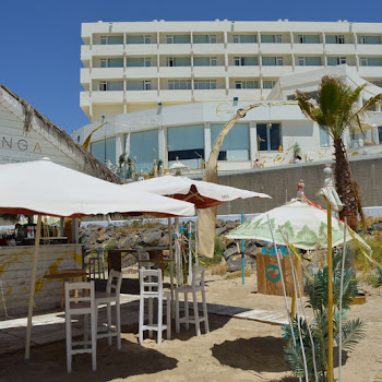 onhotel chiringuito playa arena