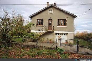 maison à Nouzerines (23)