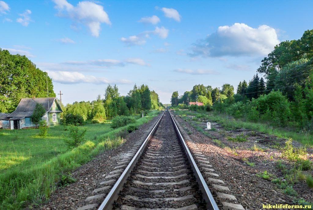 железная дорога Торжок-Вязьма