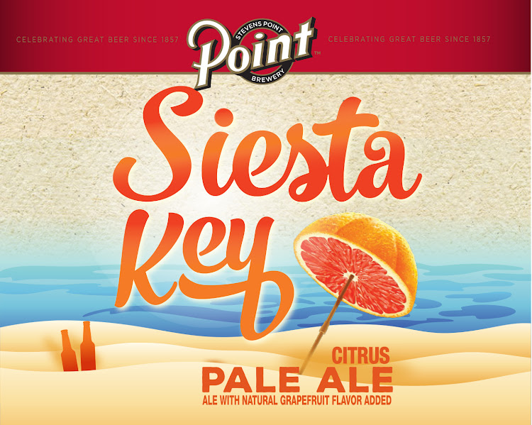 Logo of Point Siesta Key Citrus Pale Ale