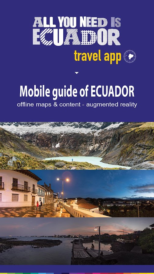ECUADOR TRAVEL GUIDE Android Apps on Google Play – Tourist Attractions Map In Ecuador