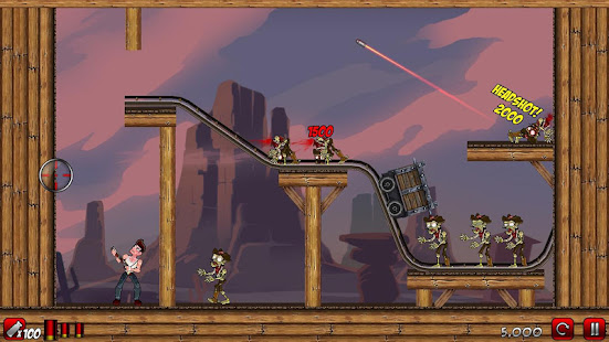 Screenshots of Stupid Zombies 2 for iPhone