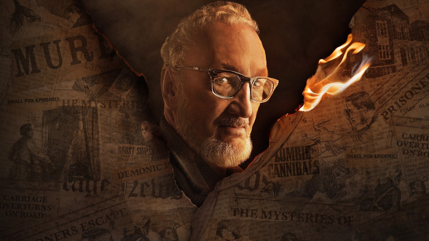 Watch True Terror With Robert Englund live