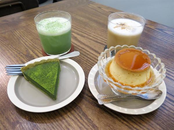 山美 Summit Takao -- 在巴洛克式白色洋房裡享用精緻手作甜點和咖啡