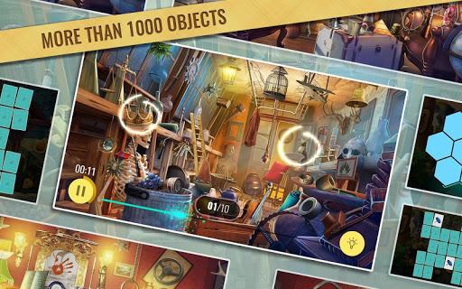 Sherlock Holmes Hidden Objects Detective Game 3.01 screenshots 3