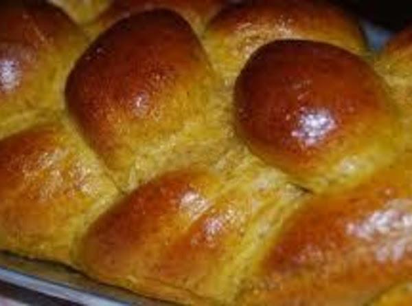 Pumpkin Challah Recipe