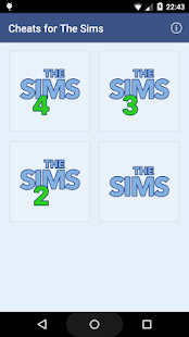Cheats for The Sims- screenshot thumbnail