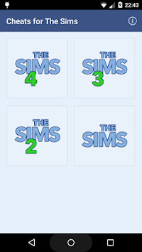 Cheats for The Sims