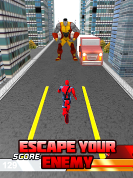 Deadpool Run apk screenshot